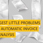 The Biggest Little Problems in Fully Automatic Invoice Image Analysis